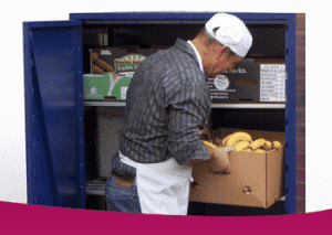 catering storage
