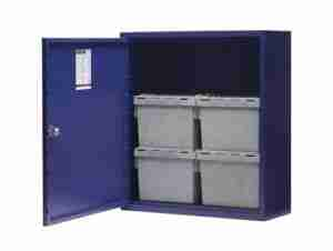 security cabinet r6